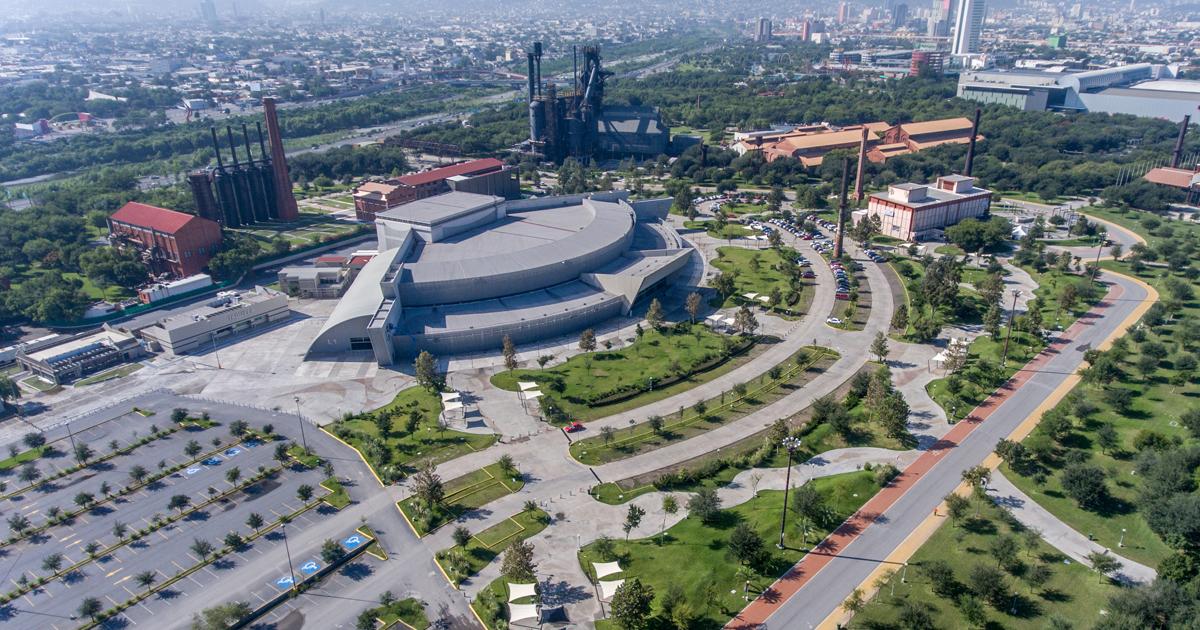 Resultado de imagen de Parque Fundidora